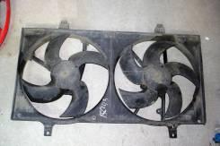 Вентилятор радиатора Ниссан Примера P12 Nissan Primera