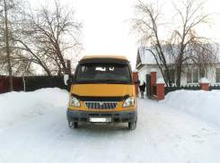 ГАЗ Газель. Продается газель, 2 400 куб. см., 13 мест