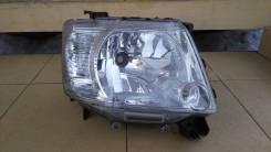 Фара. Mitsubishi eK-Wagon, H81W Mitsubishi EK-Wagon, H81W Двигатель 3G83