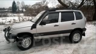 Шноркель. Chevrolet Niva, FAM1. Под заказ