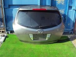 Дверь багажника. Nissan Murano, PNZ50