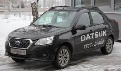 Ветровик на дверь. Datsun on-DO Datsun mi-Do