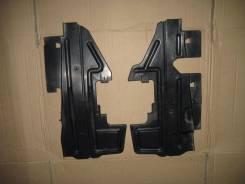 Дефлектор радиатора. Toyota Camry, ACV40, ASV40, AHV40, CV40, GSV40, SV40