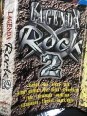 Аудиокассета сборник хард рока Malaysia
