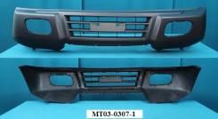 Бампер. Mitsubishi Pajero, V63W, V73W, V65W, V75W, V78W, V77W, V68W Mitsubishi Montero
