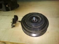Шкив компрессора кондиционера. Hyundai Solaris Kia Rio