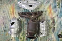 Коллектор выпускной. Nissan Qashqai, J11 Двигатель MR20DE