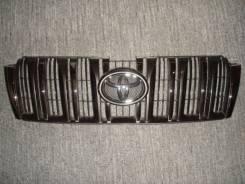 Решетка радиатора. Toyota Land Cruiser Prado, GRJ151, GRJ150, GRJ150L, TRJ150, KDJ150L, GRJ150W, GRJ151W, TRJ150W Двигатели: 1GRFE, 2TRFE