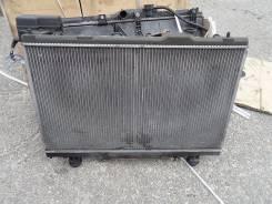 Радиатор охлаждения двигателя. Toyota Ipsum, ACM21, ACM26 Toyota Picnic Verso, ACM20 Toyota Avensis Verso, ACM20 Двигатели: 2AZFE, 1AZFE