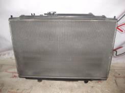 Радиатор охлаждения двигателя. Acura MDX Honda MDX Двигатель J35A