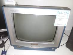 """Телевизор Panorama. Цветной. Пульт. меньше 20"""" CRT (ЭЛТ)"""