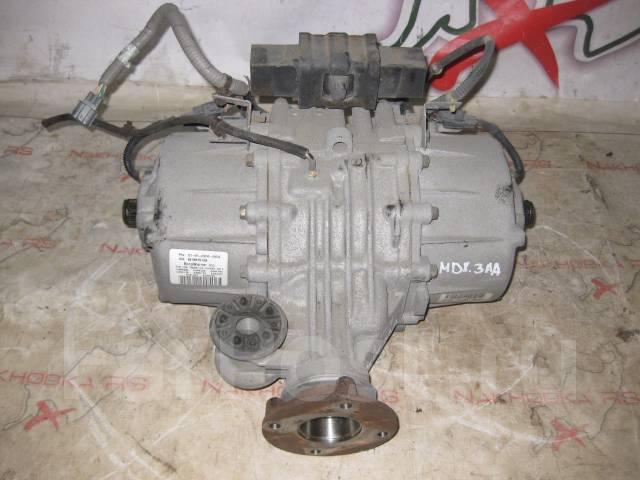 Редуктор. Acura MDX Honda MDX, YD1 Двигатель J35A
