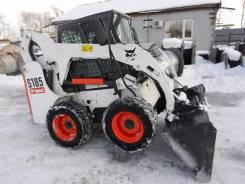 Уборка снега в Хабаровске