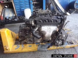 Двигатель в сборе. Honda Accord, CF6, CF7 Honda Odyssey, RA6, RA7 Honda Avancier, TA1, TA2 Двигатель F23A