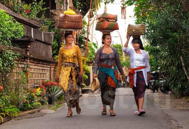 Индонезия. Бали. Пляжный отдых. Райский отдых на Бали! Перелет и 14 дней отдыха входят в стоимость!