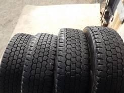 Bridgestone Blizzak W965. Зимние, без шипов, 2007 год, 20%, 4 шт