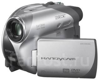 Sony DCR-DVD105E. Менее 4-х Мп, без объектива