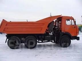 Вывоз Снега И Мусора самосвалом Камаз