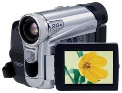 Panasonic NV-GS11. Менее 4-х Мп, без объектива