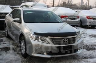 Дефлектор капота. Toyota Camry, ASV50, ACV51, AVV50, ASV51, GSV50