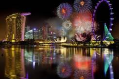 Сингапур. Сингапур. Экскурсионный тур. Сингапур (проживание в отеле Marina Bay Sands) и Сентоза