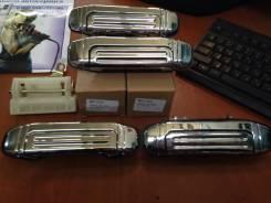 Ручка двери внешняя. Mitsubishi Pajero Junior, H57A Mitsubishi Pajero iO, H67W, H77W, H66W, H76W, H61W, H62W, H72W, H71W Mitsubishi Pajero, V24V, V24W...