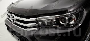 Дефлектор капота. Toyota Hilux Toyota Hilux Pick Up