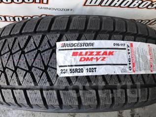 Bridgestone Blizzak DM-V2. Зимние, без шипов, 2016 год, без износа, 4 шт. Под заказ