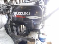 Suzuki. 5,00л.с., 4х тактный, бензин, нога S (381 мм), Год: 2004 год