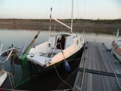 Продам яхту. Длина 6,40м., Год: 1972 год