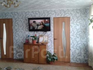 Продам дом с большим участком,. Улица Бонивура 26, р-н Слабода, площадь дома 50 кв.м., централизованный водопровод, отопление твердотопливное, от час...