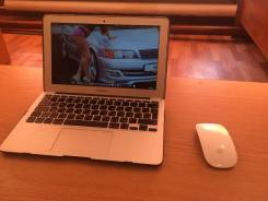 "Apple MacBook Air 11. 11"", 1,7 ГГц, ОЗУ 4096 Мб, диск 128 Гб, WiFi, Bluetooth, аккумулятор на 10 ч."