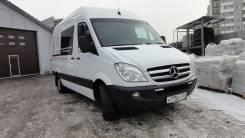 Mercedes-Benz Sprinter 316 CDI. Продаётся фургон Mercedes Sprinter 316, 2 200 куб. см., 2 места
