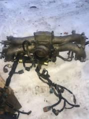 Коллектор впускной. Subaru Forester, SG5, SG Двигатель EJ205