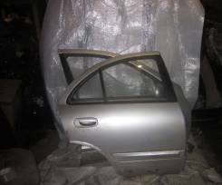 Дверь боковая. Nissan Almera Classic Nissan Almera Двигатель QG16