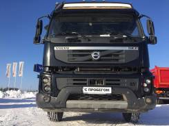 Volvo. Тягач FMX13 64T, 460 E5, 2014 г. в., пробег 450 447 км, 13 000 куб. см., 26 000 кг.