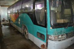 Kia. Автобус KIA Grandbird, 11 800 куб. см., 45 мест