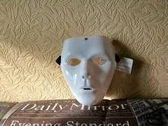 Продам сценическую маску известного гитариста-виртуоза Buckethead