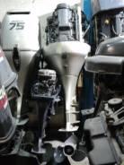 Honda. 130,00л.с., 4х тактный, бензин, нога X (635 мм), Год: 2005 год