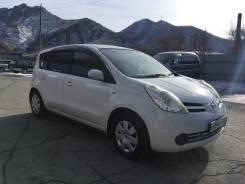 Nissan Note. автомат, передний, 1.5 (109 л.с.), бензин, 178 тыс. км