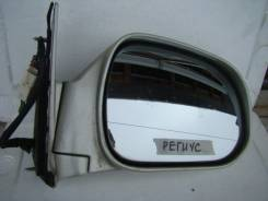 Зеркало заднего вида боковое. Toyota Hiace Regius