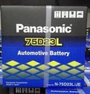 Panasonic. 60 А.ч., Обратная (левое), производство Япония
