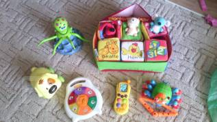 Игрушки-развивашки