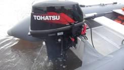 Tohatsu. 18,00л.с., 2х тактный, бензин, Год: 2011 год