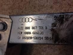 Жесткость бампера. Audi Q5