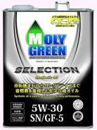 Moly Green. Вязкость 5W30, гидрокрекинговое