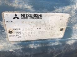Мост. Mitsubishi Pajero, V44WG, V24C, V24W, L149G, V47WG Mitsubishi Strada, K74T Двигатель 4D56