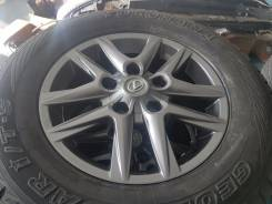 Продам колёса на Land Cruiser Lexus LX570 на зимней резине. 8.0x18 5x150.00 ET60