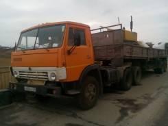 Камаз 55111. Камаз-55111, 10 850 куб. см., 20 000 кг.