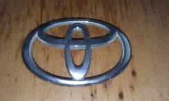 Эмблема решетки. Toyota Corolla, ZZE120, ZZE121, ZZE123, CDE120 Двигатели: 4ZZFE, 3ZZFE, 1CDFTV, 2ZZGE